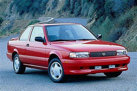 94 nissan sentra specs 1991 94 nissan sentra consumer guide auto