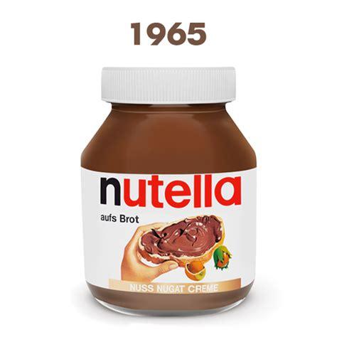 imagenes png nutella history nutella