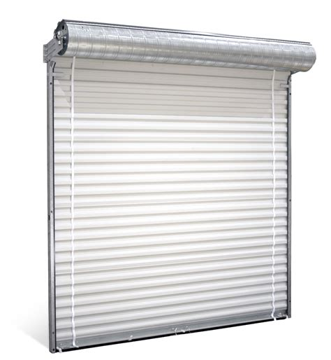 Commercial Coilng Rolling Steel Garage Doors Milwaukee Roll Up Insulated Overhead Doors