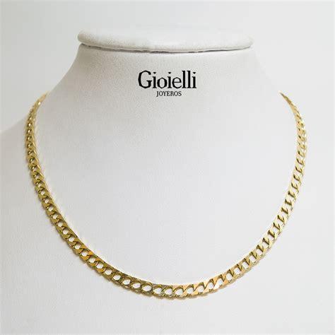 cadena oro martillada cadena savannah 60 215 0 35cm