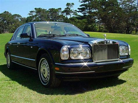2001 rolls royce silver seraph specs safety rating mpg