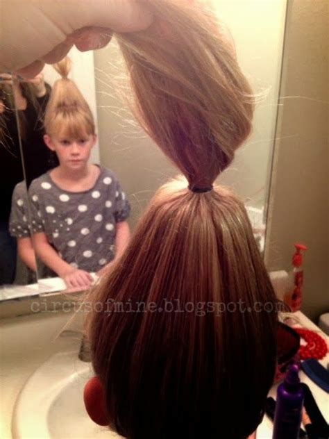 diy crazy hairstyles crazy hair styles the circus crazy hair day cindy lou