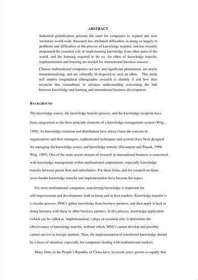 15+ Market Research Proposal Examples - PDF | Examples