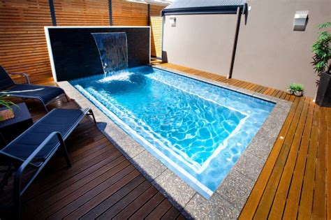 small inground pools for small yards melbourne small swimming pool ideas for small backyards
