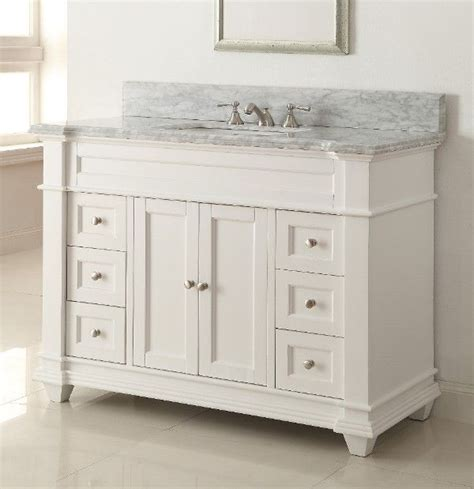 36 bath vanity with drawers bathroom left sided sink and