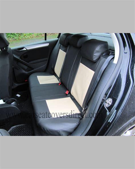 volkswagen seat covers golf volkswagen vw golf mk6 seat covers car seat covers direct