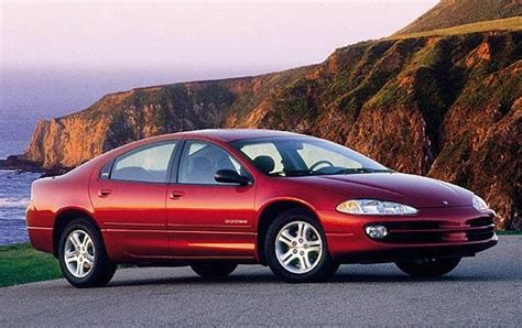 2000 dodge intrepid 2000 dodge intrepid information and photos zombiedrive