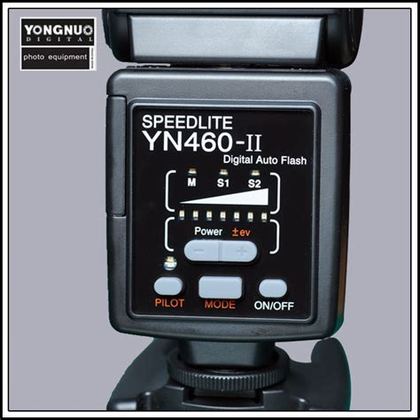 yongnuo yn 460ii yn460 ii yn 460 ii flash speedlight speedlite for nikon yongnuo store