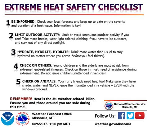 Tiny Desk Concert What Is It Heat Safety Checklist Mtpr