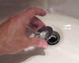 Replace Kitchen Sink Strainer - installing a new bathroom sink