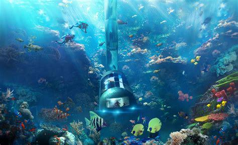 planet ocean underwater hotel florida arch2o com