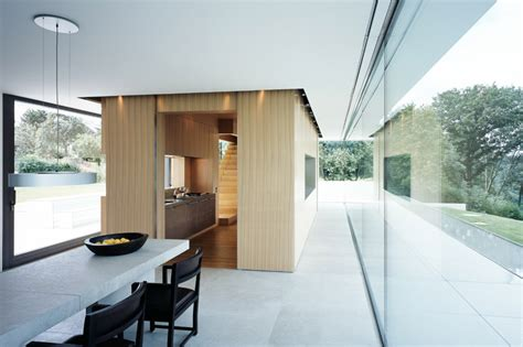 philipp architekten a villa celebrating nature and transparency by philipp
