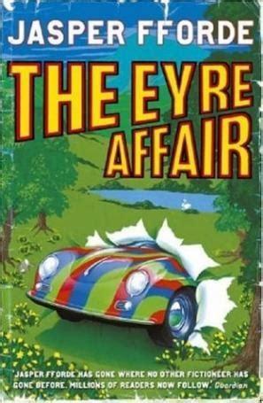 The Eyre Affair 1 books goliath corporation jasper fforde