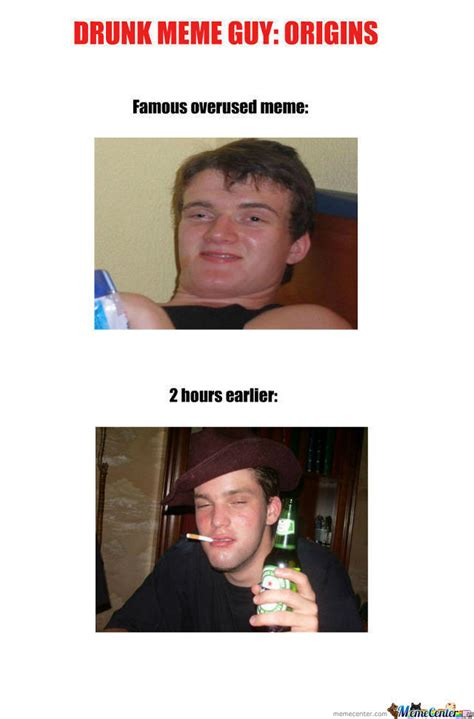 Drunk Man Meme - drunk guy meme origins by recyclebin meme center