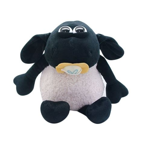 jual shaun the sheep timmy with dummy 30 cm