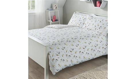 asda bed sets george home unicorn duvet bedding george at asda