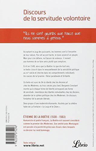 libro remonte des cendres suivi libro discours de la servitude volontaire suivi de de la libert 233 des anciens compar 233 e 224 celle