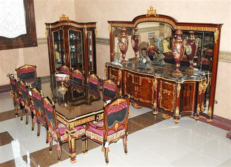 Vintage Style Dining Room by Antique Taste Luxurious Antique Style Dining Room Reproductions