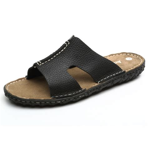 boat shoes slippers pioneer new starter men s casual leather slippers men