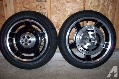Harley Davidson Tires For Sale by 2012 Harley Davidson Glide Rims And Tires For Sale