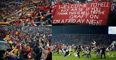 Is Hell Cinta Memang Neraka U1289 fans sepak bola paling ditakuti di dunia footek