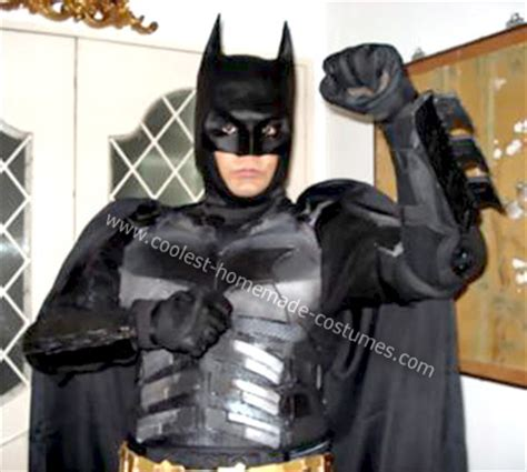Handmade Batman Costume - ooops this page doesn t exist