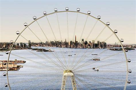 g1 nova york ter 225 a maior roda gigante do mundo em 2015