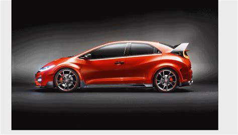 Honda Type R Usa by 2016 Usa Honda Civic Type R Renderings