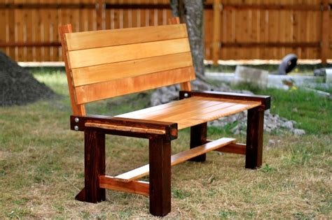 making a garden bench pdf diy make cedar garden bench download min clearance for