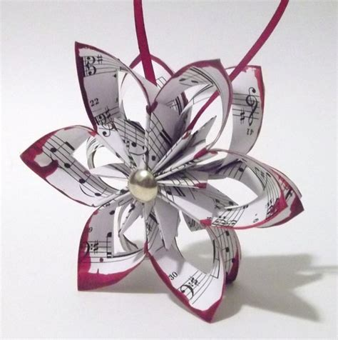 Handmade Paper Ornaments - 1108 best beaded tree ornament images on