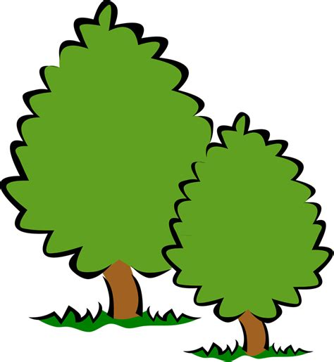 tree clipart tree free stock photo illustration of trees 17479