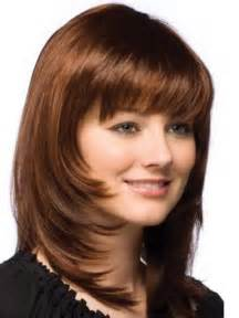 medium length hairstyles for faces 2014 trendy medium length hairstyles for faces