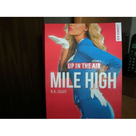 up in the air tome 2 mile high de r k lilley format beau livre