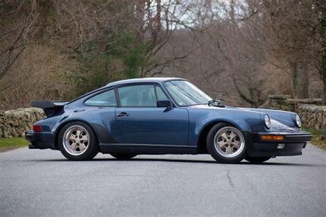 Porsche 911 Turbo 1986 by 1986 Porsche 911 Turbo Carrera