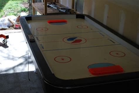 sportcraft foosball table electronic scoring air hockey table sportcraft espotted