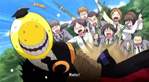 Rinka by Assassination Classroom Episode 2 Review Curiouscloudy