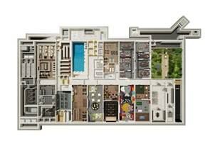 underground bunker floor plans inside the world s largest private apocalypse shelter the