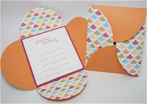 How To Make Handmade Invitation Cards - diy petal