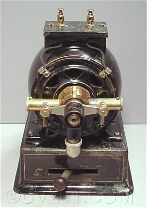 Utility Company Search By Address Antique Electric Motor Generator Victor Electric Company On Popscreen