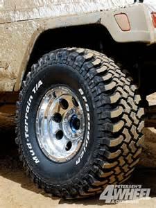 Truck Mud Wheels 131 0910 04 Z 4x4 Mud Tires Test Bfgoodrich Mt Ta Photo