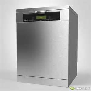 How To Use Miele Dishwasher Miele Dishwasher 3d Model Max Obj Fbx Cgtrader