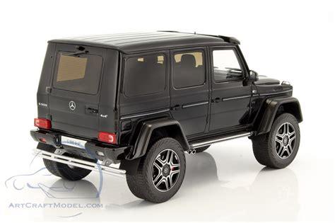 Mercedes G500 4x4 Price by Mercedes G500 4x4 Black Zm113 Ean 9580010302642