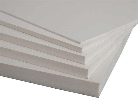 Pvc Foam Board plastic pvc foam board sheet used in crafts modeling