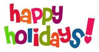 Food Barn Happy Holidays Happy Holiday Clip Art Free Clipart