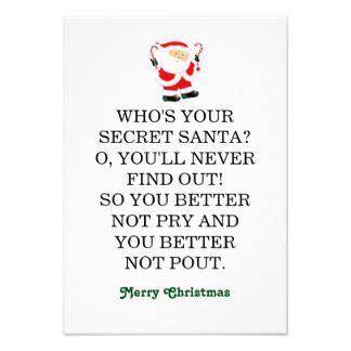 secret poems for friends need secret santa poem postage to help send that