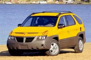 Pontiac Crossover Worst Crossover Vehicles 2015 Html Autos Post