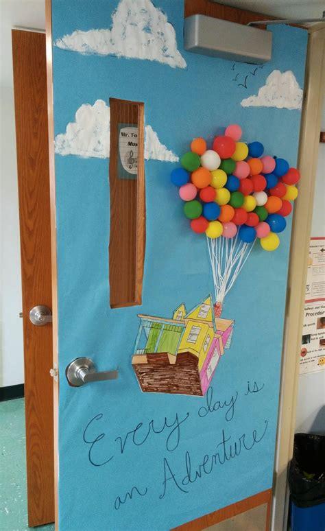 St Blossom Balon Gl50 classroom door decor for quot up quot disney pixar