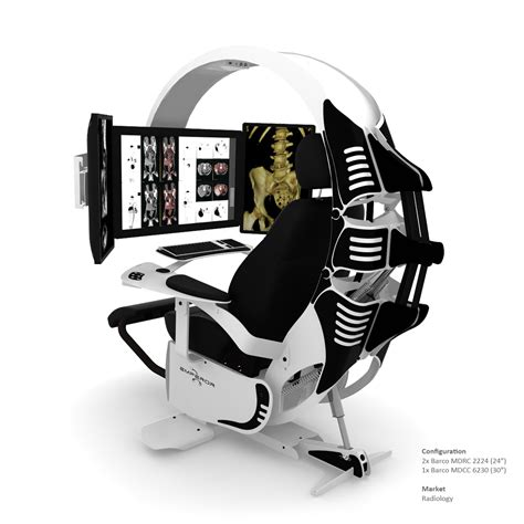 ultimate computer workstation this is the ultimate in ergonomic computer workstations