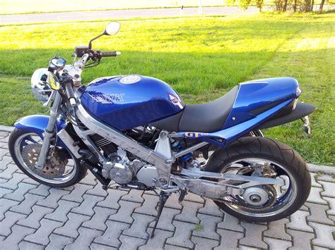 Motorrad Umbauten Honda by Umgebautes Motorrad Honda Nt 650 Hawk Gt Von Motorrad