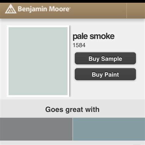 Gray Bathroom Paint bm pale smoke pairs well with gray and turquoise